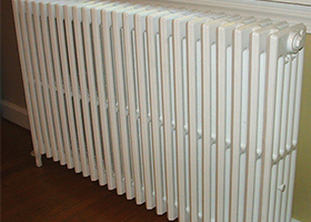 Electric Heater housing